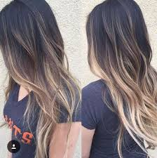 hambre hairstyles 60 trendy ombre hairstyles 2018 brunette blue red purple green