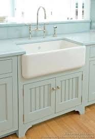 Blue Kitchen Sink Vintage Kitchen Sink Cabinet Meetly Co