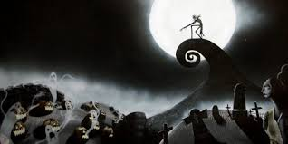 the nightmare before began as a poem and you to