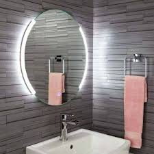 Bathroom Mirrors Bathroom Mirrors With Lights Attached Home Ideas