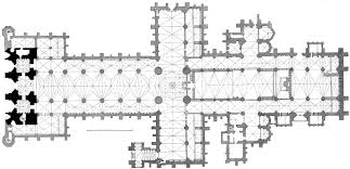 Floor Plan Of Westminster Abbey Lincoln Cathedral