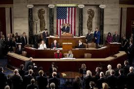 chambre des repr駸entants usa états unis les républicains favoris des élections au congrès