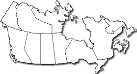 canada blank map canadian ulano distributors of screen products