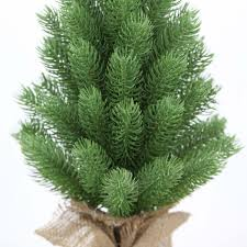 Twinkling Christmas Tree Lights Canada by Green Artificial Real Feel Pe Potted Table Top Christmas Tree