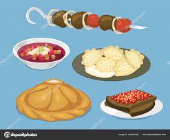 cuisine traditionnelle russe la cuisine russe traditionnelle culture plat cours produits