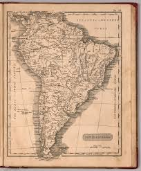 Maps South America by South America David Rumsey Historical Map Collection