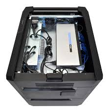 Lock Laptop To Desk by Laptop Management Cart Charging Cart For Laptops And Tablets