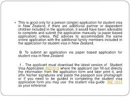 how to apply for student visa in nz from philippines