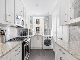 laundry in kitchen ideas 9 small laundry room ideas for the tiniest of apartments