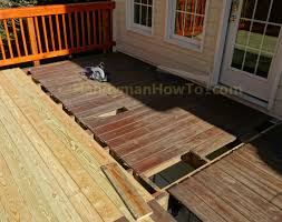 54 deck boards 16 deks and tables decoration