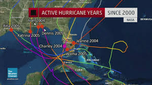 Weather Map Of Usa by No Major Hurricane Has Made Landfall In The U S In More Than 9