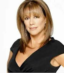 general hairstyles nancy lee grahn from general hospital love the hair and color