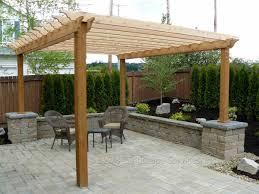 pergolas on patios patio pergola ideas shade glf home impressive