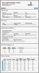 field report template report template exles ireport360
