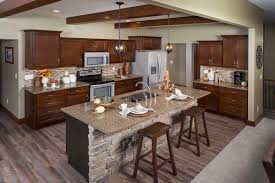 what backsplash goes with brown cabinets kitchen remodeling atlanta kitchen renovations services