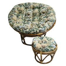 Papasan Chair Cover Blazing Needles Single Papasan Cushion Hayneedle