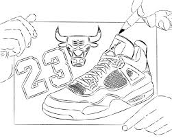 jordan coloring pages coloring pages online
