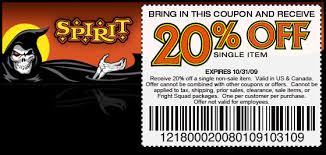 Halloween Costumes Coupon Code Halloween Costumes Decorations Printable Coupons