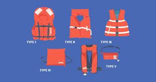 class v pfd jacket types