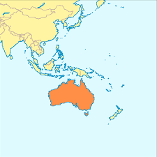 Best Map Map Of Christmas Island And Australia World Maps