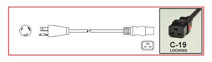 l630p power plug 30 ampere 250 volt nema l6 30p hubbell hbl2621