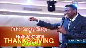 pastor sunday olasoju sermon rccg grace assembly dubai