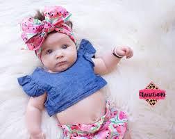 baby headwrap baby headwrap etsy