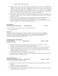 software developer resume 2 james colby maddox u0027s business