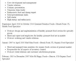 culinary cover letter army franklinfire co