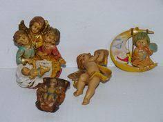 baby jesus in cradle 13x9x8 5 cm baby jesus figurines
