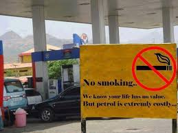 Gas Station Meme - no smoking at gas station funny pictures quotes memes funny