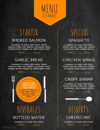 flyer menu template customizable design templates for restaurant menu flyer postermywall