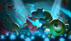 art monsters university detailed book review pixar