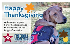 your ecards thanksgiving freedom service dogs all archives freedom service dogs