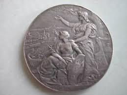 chambre de commerce de calais médaille argent chambre de commerce de calais par louis bottee
