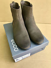 womens boots 25 ecco s pull on boots ebay