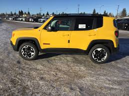jeep yellow 2017 new 2017 jeep renegade 4x4 trailhawk touchscreen bluetooth