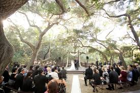 stylish outdoor woodsy wedding venues fresno wedding venues