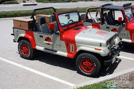 jurassic world jeep jurassic park jeeps photograph by tommy anderson