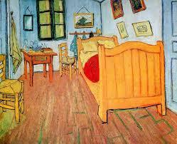 la chambre à coucher de gogh vincent gogh post impressionism arles la chambre à coucher