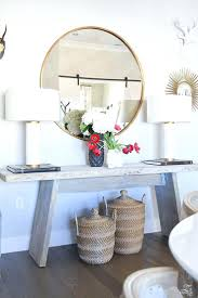 Entryway Table Decor by Rustic Entryway Table U2013 Atelier Theater Com
