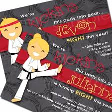 27 best karate party images on pinterest karate party birthday