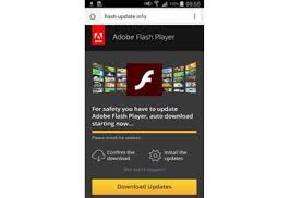 player update for android new android downloader masquerades as flash player update
