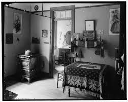 new york city interior of tenement house detroit publishing co