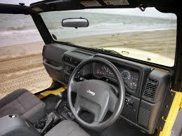 1997 Wrangler Sport Interior Jeep Wrangler Sport Uk Spec Tj U00271997 U20132006