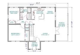 Pole Barn House Plans With Loft 30 X 40 2 Story Pole Barn House Plans 24 X 36 Cabin Plans With Loft