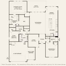 Floor Plan To 3d Dunwoody Way At Sun City Hilton Head In Bluffton South Carolina