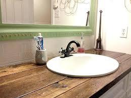 Bathroom Sink On Top Of Vanity Bathroom Sink Top Ceramic Vanity Sink Top With Integral Bowl