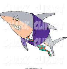royalty free stock shark designs of cartoons page 2