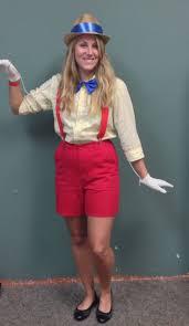 Pinocchio Halloween Costume Costume Umsbovine